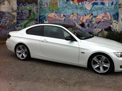 BMW weiss